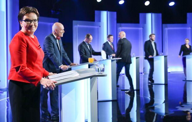 Wybory 2015: Debata liderów komitetów wyborczych