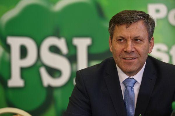 Piechociński: Zlikwidować ministerstwo skarbu, powołać ministerstwo energetyki