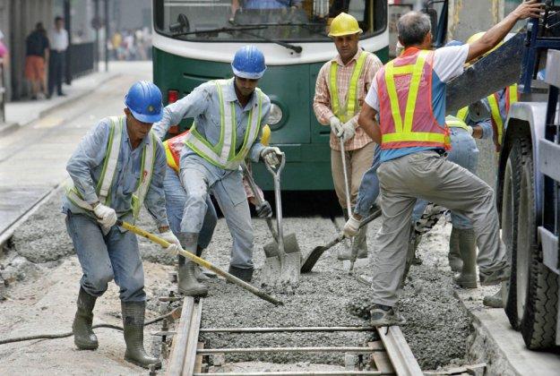 W 2018 brakować będzie pracowników m.in. w branży budowlanej