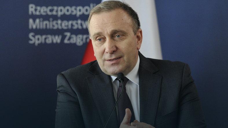 Grzegorz Schetyna zadeklarował: wystartuję na szefa partii