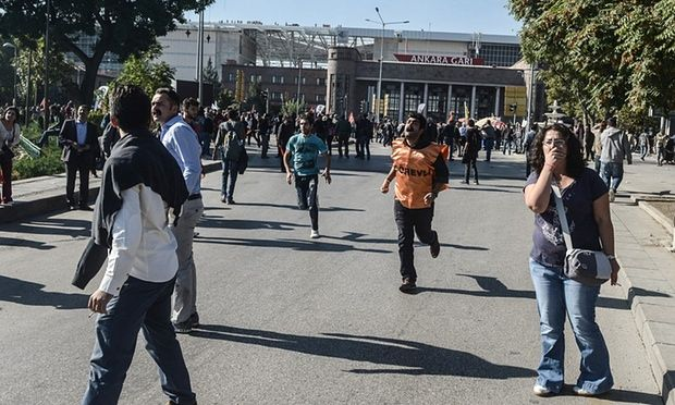 Krwawy zamach w Turcji. 86 ofiar śmiertelnych, 186 rannych