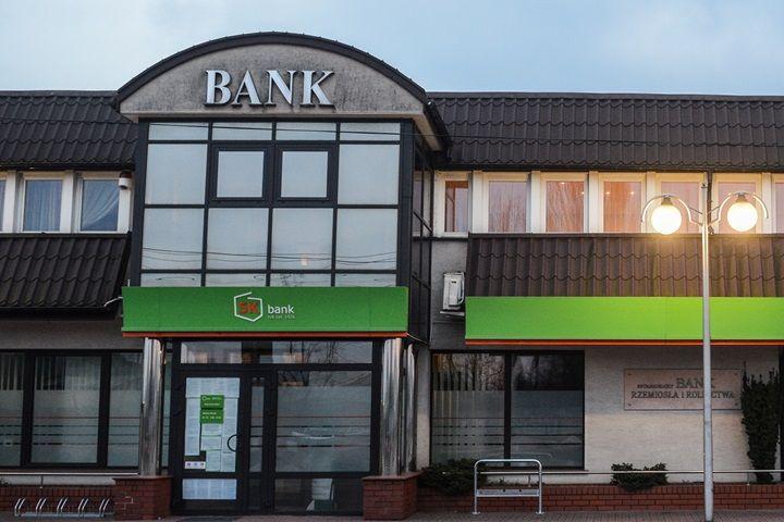 KNF złożyła wniosek o upadłość Spółdzielczego Banku Rzemiosła i Rolnictwa w Wołominie