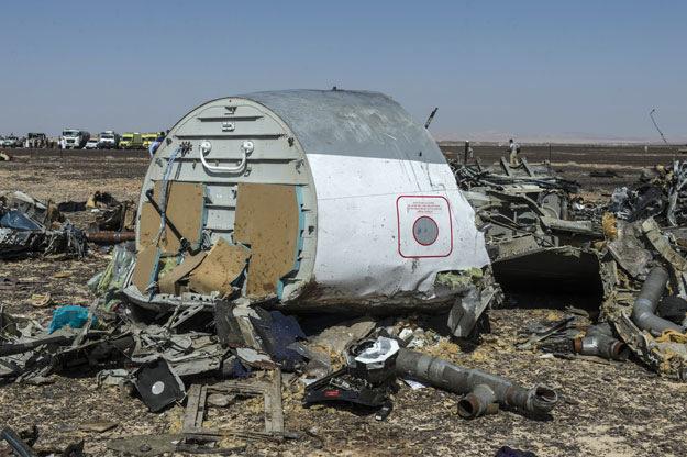 Amerykańskie media: IS odpowiedzialne za katastrofę A321