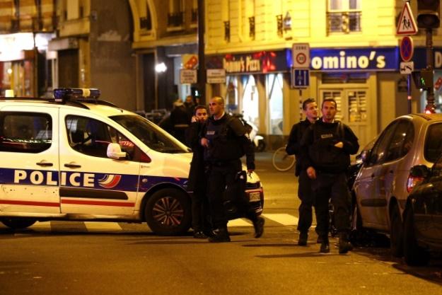 Seria ataków w centrum Paryża. Są zabici i ranni