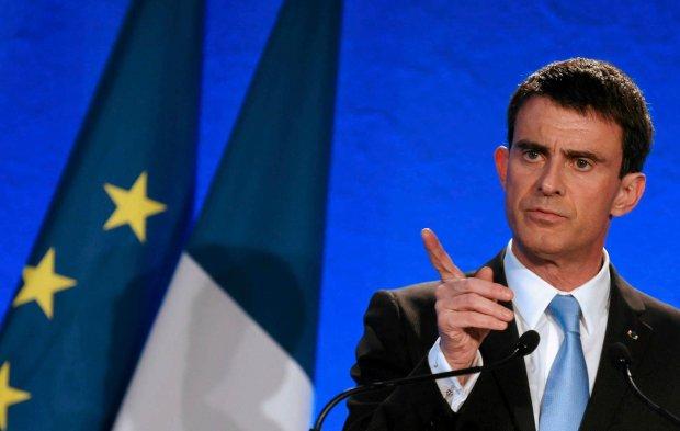 Premier Francji: terroryści mogą użyć broni chemicznej i bakteriologicznej