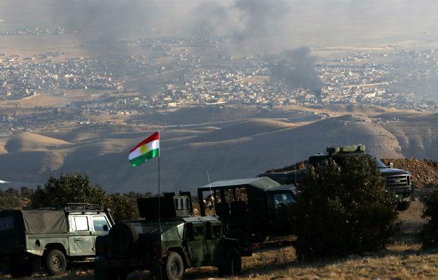 Kurdowie informują o odbiciu miasta Sindżar z rąk dżihadystów