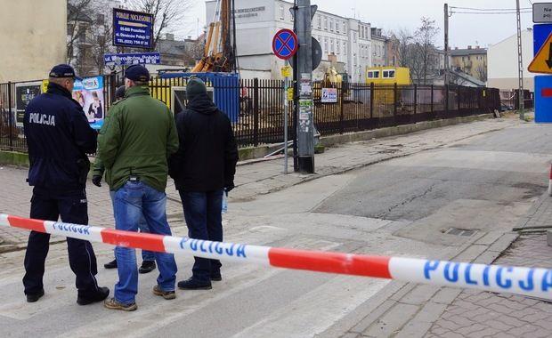 Trotyl i granaty na boisku szkolnym w Pruszkowie