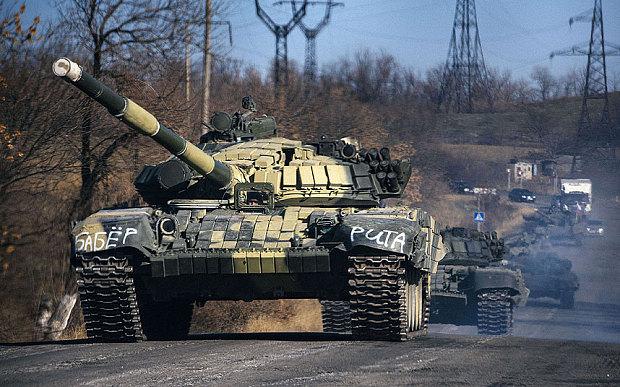 Ukraina: wzrasta aktywność separatystów w Donbasie