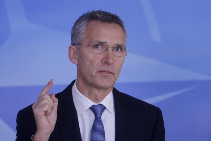 Szef NATO: sytuacja na wschodzie Ukrainy poważna; utrzymać sankcje wobec Rosji