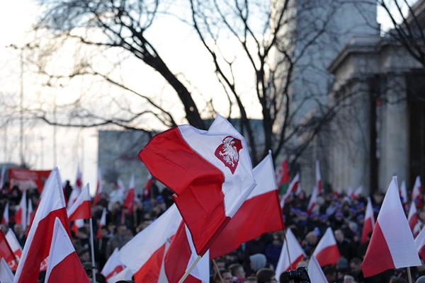 Ratusz: w Warszawie zarejestrowano 10 zgromadzeń na 11 listopada