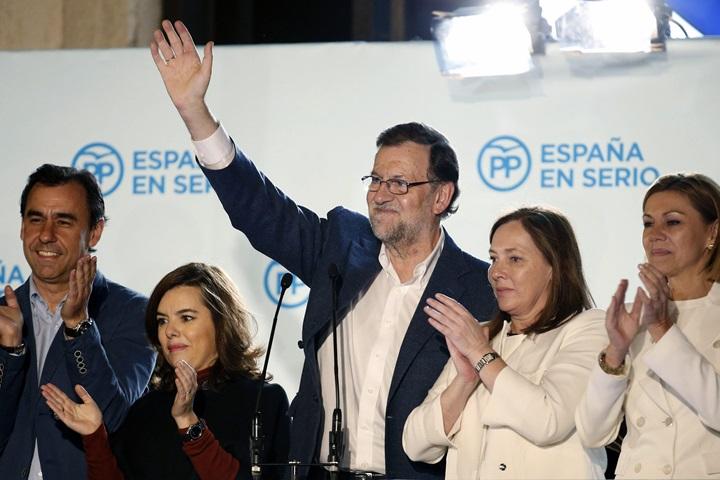 Zwycięstwo konserwatystów w hiszpańskich wyborach parlamentarnych