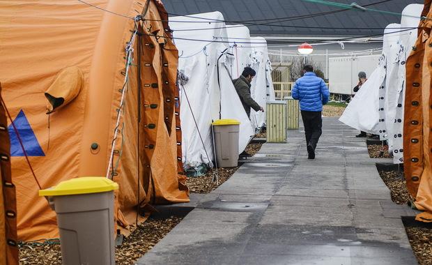 Muzułmanie ostrzelali chrześcijan w obozowisku uchodźców koło Dunkierki