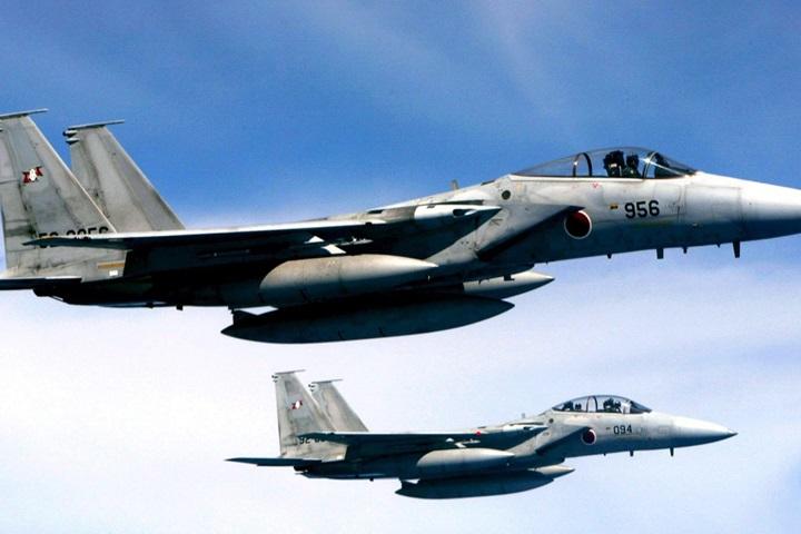 Japonia podwoiła liczbę myśliwców F-15 w pobliżu wysp Senkaku