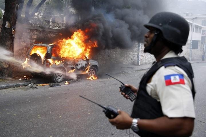 Haiti: odwołano niedzielne wybory prezydenckie i parlamentarne