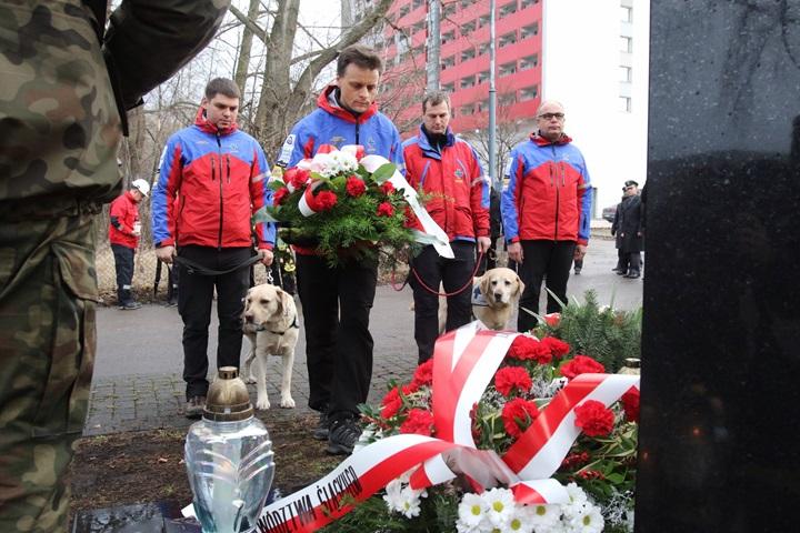 10. rocznica katastrofy hali Międzynarodowych Targów Katowickich