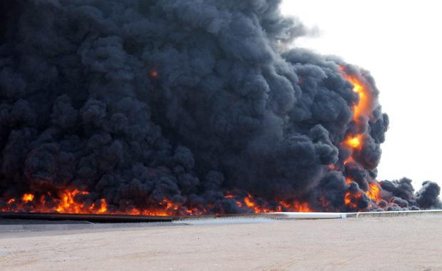 WHO: 121 zabitych, ponad 560 rannych w walkach o Trypolis