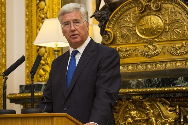 Brytyjski minister obrony: chcemy obecności sił NATO w Europie Wsch.