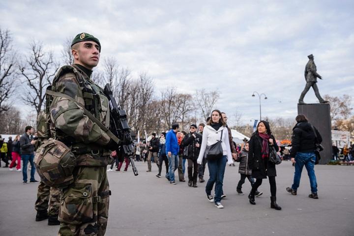Francja w stanie zagrożenia terrorystycznego