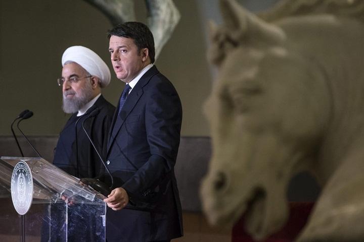 Premier Włoch o kontraktach z Iranem: to dopiero początek