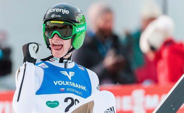 Peter Prevc mistrzem świata w lotach narciarskich