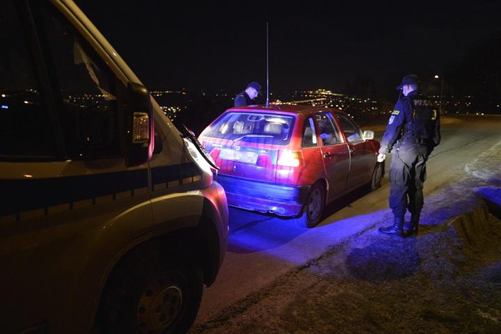 Policja: sylwestrowa noc względnie spokojna