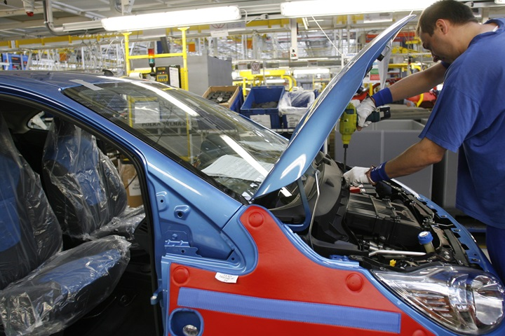 Tyska fabryka Fiata w tym roku zmniejszy produkcję