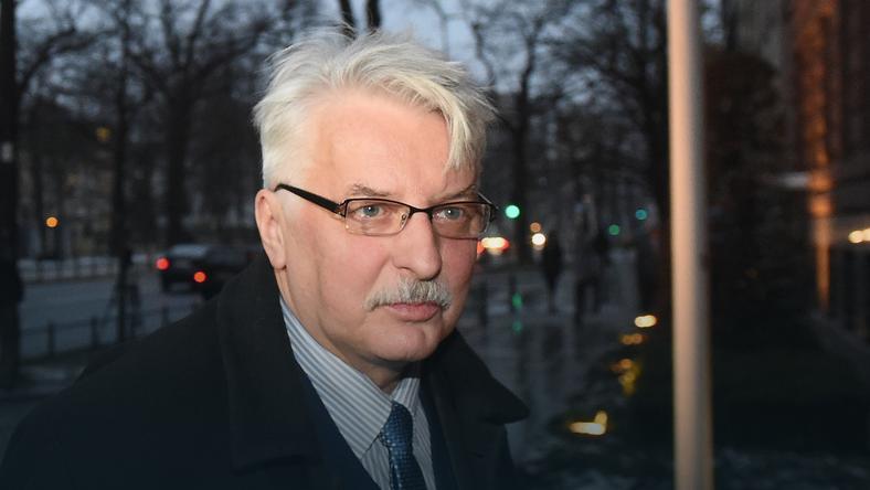 Sejmowe expose ministra Witolda Waszczykowskiego