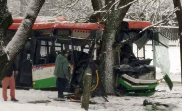 Wypadek autobusu w Lublinie, 7 osób w szpitalu