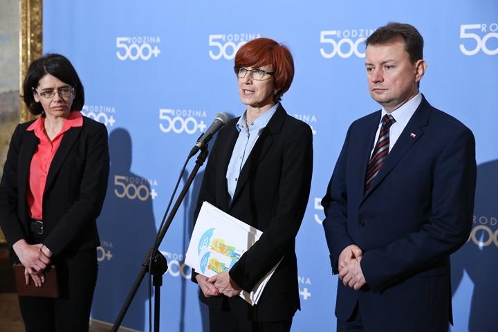 """Rafalska: z programu """"Dobry start"""" skorzysta 4 mln 6 tys. dzieci"""