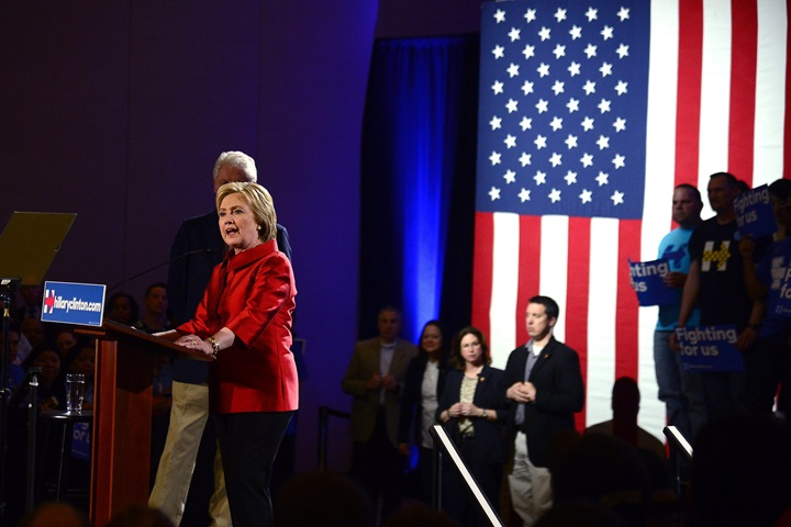 Po chorobie Hillary Clinton wznawia swą kampanię wyborczą
