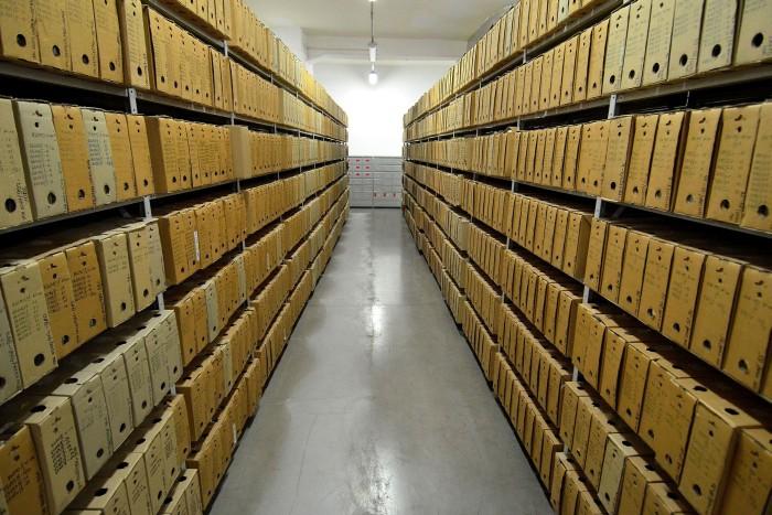 IPN odkrył 12 tys. teczek agentów kontrwywiadu wojskowego z lat 1943-1974