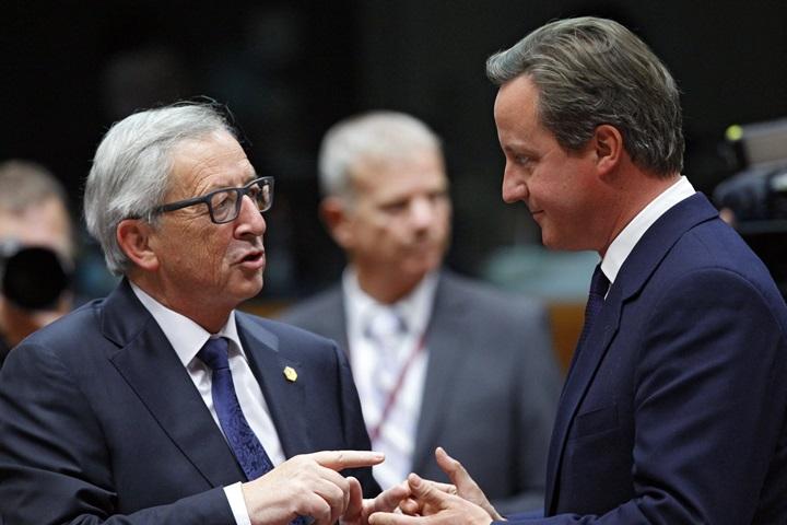 Szef KE: nie łączmy Brexitu z kwestiami bezpieczeństwa