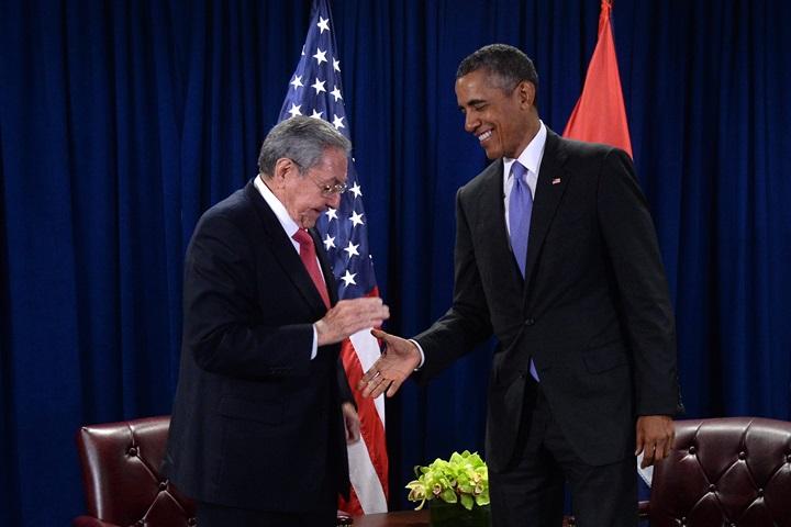 Obama w marcu odwiedzi Kubę