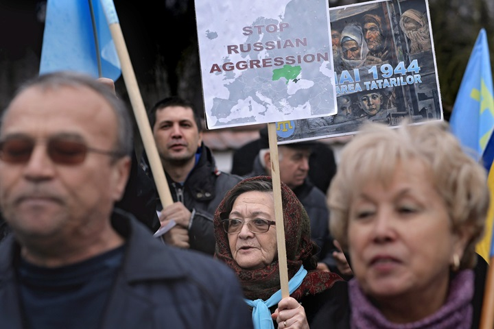 Warszawa ramię w ramię z Brukselą: Nie uznajemy wyników rosyjskich wyborów na Krymie