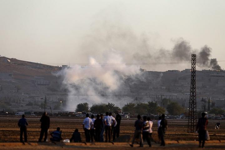 W nalotach rosyjskiego i syryjskiego lotnictwa zginęło w Idlibie 21 cywilów