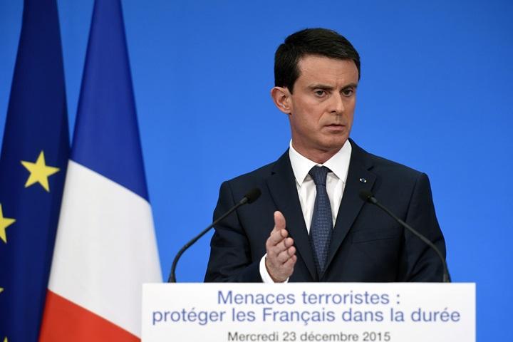 Niemcy: Francuski premier wezwał Rosję do zaprzestania nalotów w Syrii