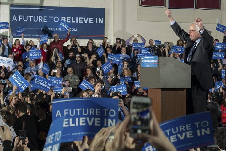 USA: Ogromne zwycięstwo Trumpa i Sandersa w prawyborach w New Hampshire