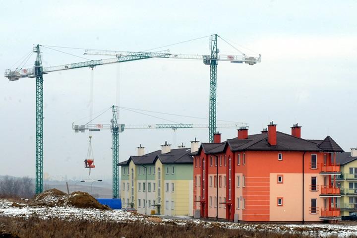 Zadłużenie branży budowlanej sięga blisko 1,35 mld zł