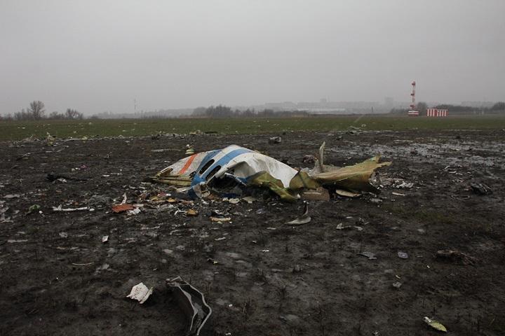 Na lotnisku w Rostowie zakończono operację poszukiwawczo-ratunkową