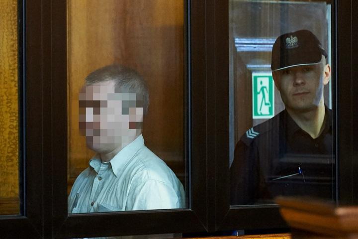 Samir S. skazany na dożywocie za zabójstwo trzyosobowej rodziny w Gdańsku
