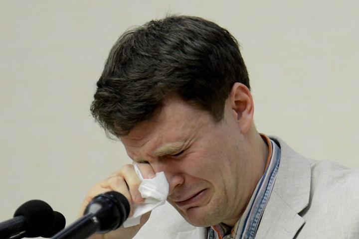 Korea Płn.: amerykański student skazany na 15 lat ciężkich robót