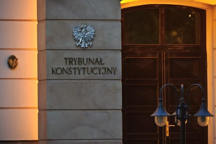 Do Sejmu wpłynął projekt ustawy o statusie sędziów TK