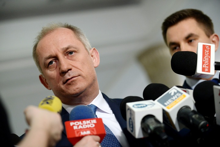 Neumann: nie zrezygnuję z kandydowania do Sejmu