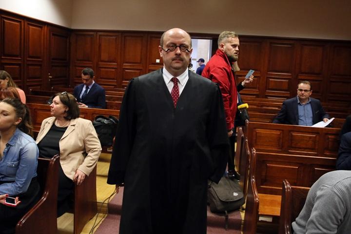 Pierwsi świadkowie zeznają w procesie Tomasza Arabskiego