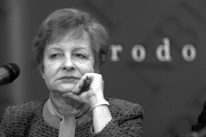 Zmarła Zyta Gilowska – b. wicepremier, minister finansów i członkini RPP