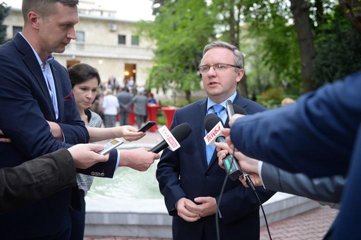 Prezydencki minister: niedługo spotkanie z partiami ws. bezpieczeństwa Polski