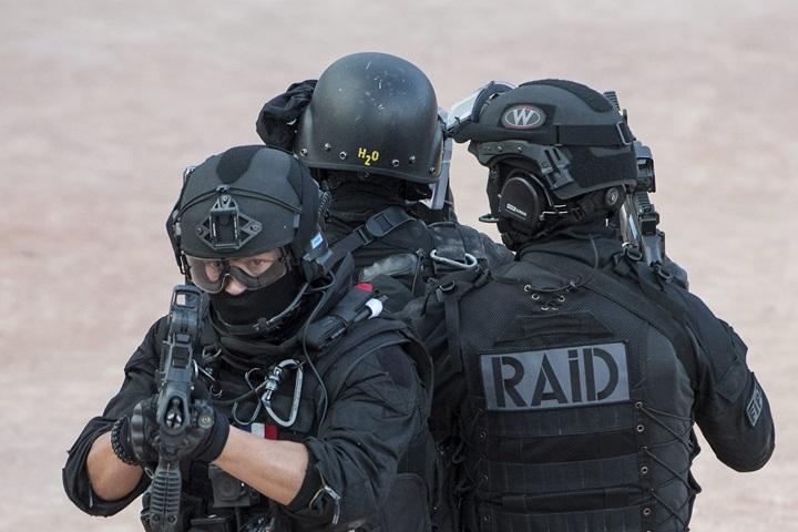 W Marsylii protest przeciwko Marine Le Pen przerodził się w starcia z policją