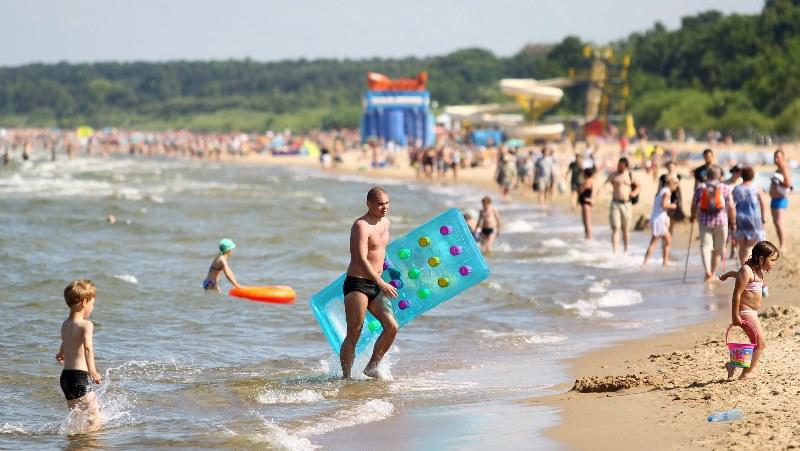 Polacy chętniej spędzali wakacje w Polsce