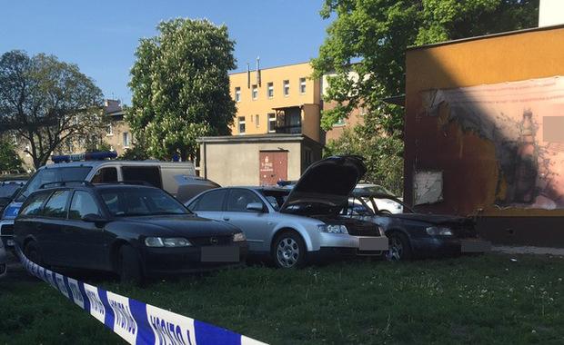 Gdańsk: Policja zatrzymała 36-latka podejrzanego o podpalenie 5 samochodów