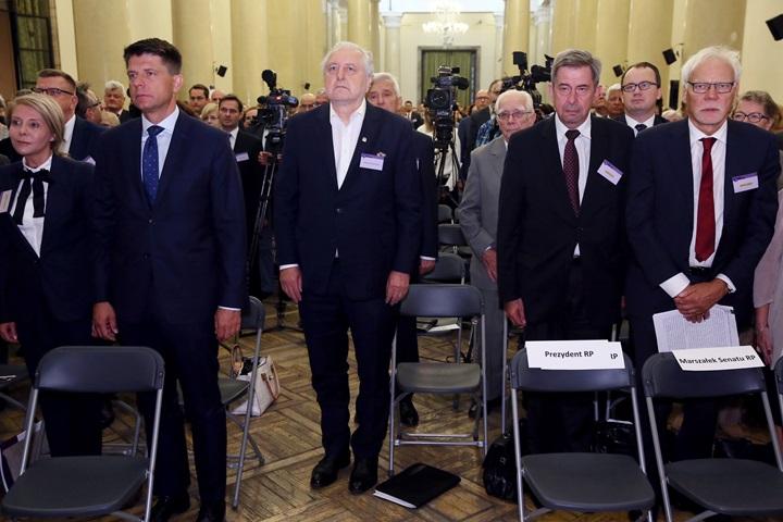 Nadzwyczajny Kongres Sędziów Polskich w Warszawie